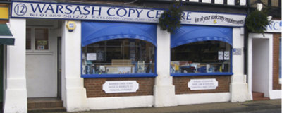 Stationery in Warsash