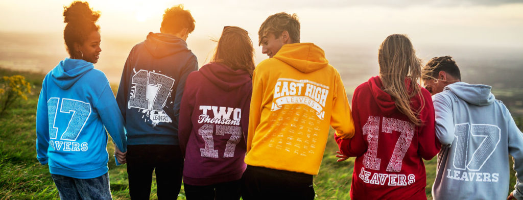 Warsash school leavers hoodies